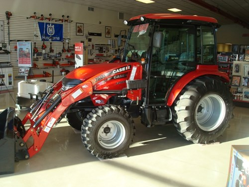 Tractor For Sale:  2018 Case IH FARMALL 55C , 55 HP