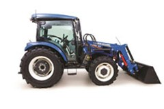 Tractor For Sale:  New Holland WORKMASTER 75