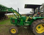 Tractor For Sale: 2008 John Deere 5203