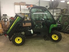 Utility Vehicle For Sale 2013 John Deere XUV 855D GREEN