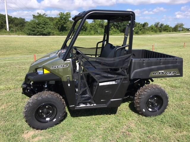 2019 Polaris R19RMA50B1 Utility Vehicle For Sale