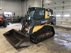 Skid Steer-Track For Sale 2011 John Deere 329D