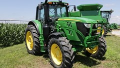 Tractor For Sale 2018 John Deere 6155M , 155 HP