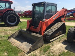 Skid Steer-Track For Sale 2011 Kubota SVL90HFC