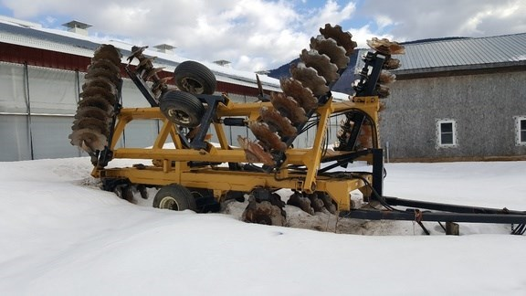 2016 Other 225TSW Disk Harrow For Sale