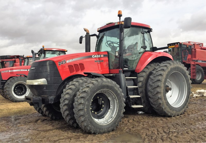 2010 Case IH Magnum 245 Tractor For Sale