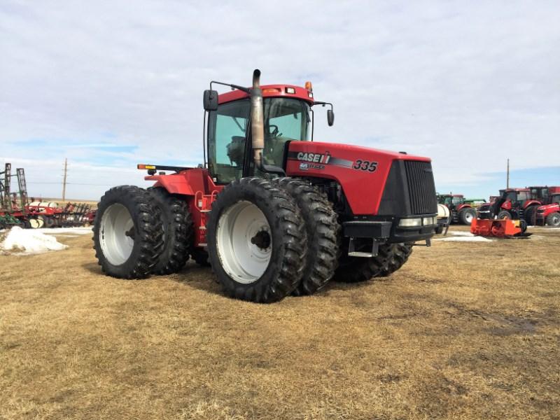 2008 Case IH STEIGER 335 Tractor For Sale