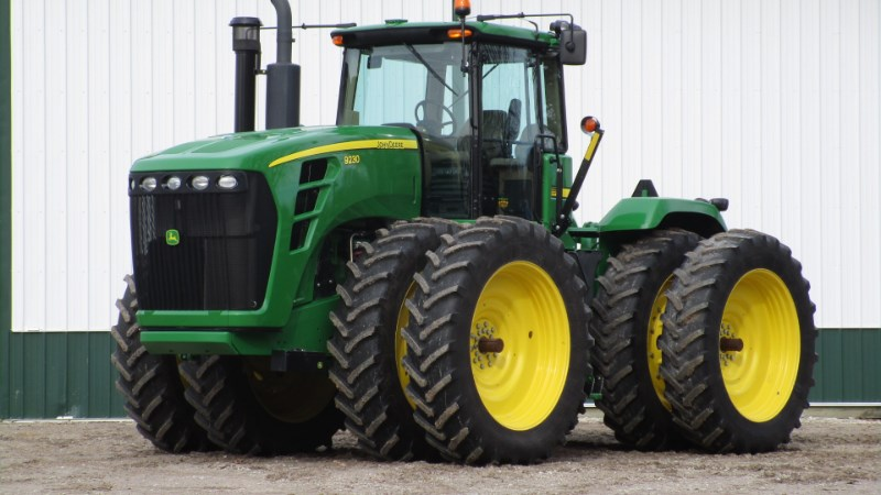 2011 John Deere 9230 Tractor For Sale