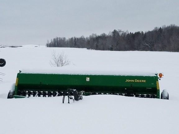 2012 John Deere BD1113 Grain Drill For Sale