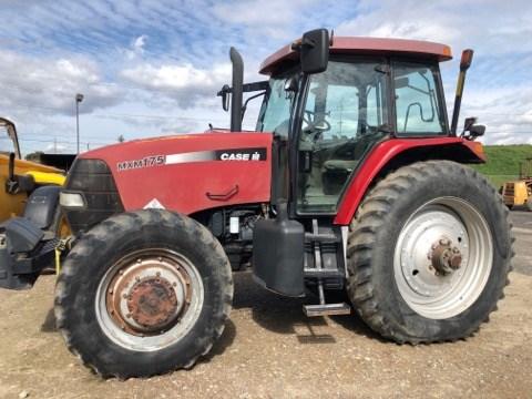 2004 Case IH MAXXUM 175 Tractor For Sale