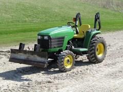 Tractor - Compact For Sale 2000 John Deere 4200 , 26 HP