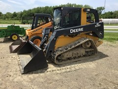 Skid Steer-Track For Sale 2012 John Deere 329D