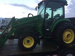 Tractor For Sale 2016 John Deere 4066R , 66 HP