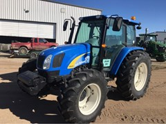 Tractor For Sale 2011 New Holland T5070 , 115 HP