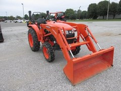 Tractor For Sale 2014 Kubota L3901 , 32 HP