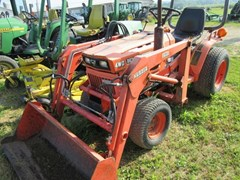 Tractor - Compact Utility For Sale 1989 Kubota B6200HD , 15 HP