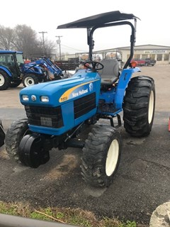 Tractor - Compact For Sale:  2010 New Holland T1530 , 45 HP