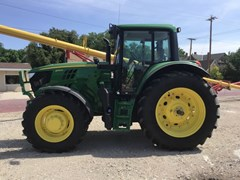 Tractor For Sale 2018 John Deere 6145M , 145 HP