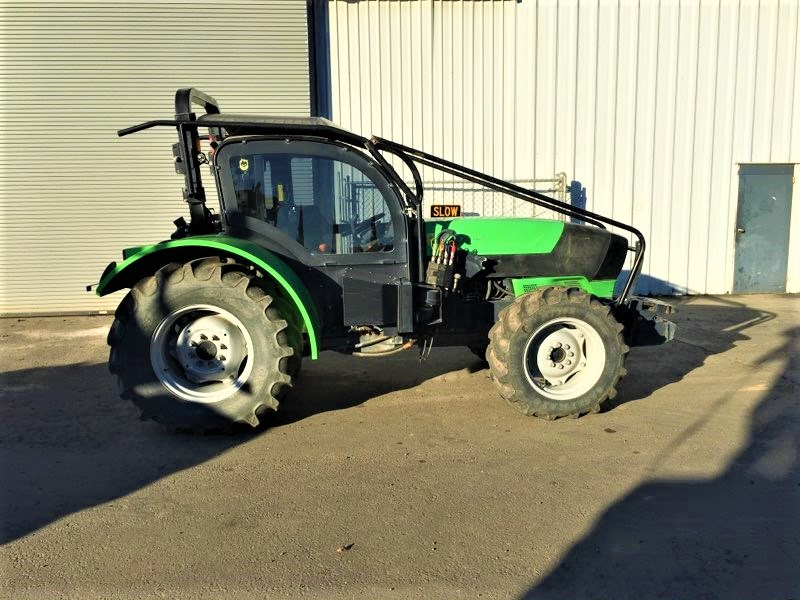 2014 Deutz ARGOFRAM 420 Tractor For Sale
