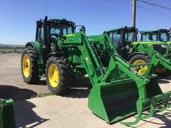 Tractor For Sale 2017 John Deere 6155M , 155 HP