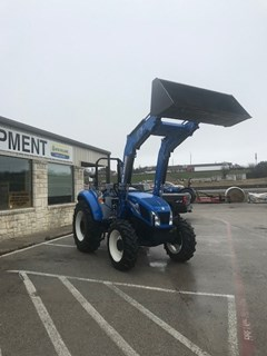 Tractor For Sale:  2017 New Holland t4.75 , 75 HP
