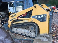 Skid Steer-Track For Sale 2009 Gehl CTL65