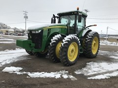 Tractor For Sale 2018 John Deere 8320R , 320 HP