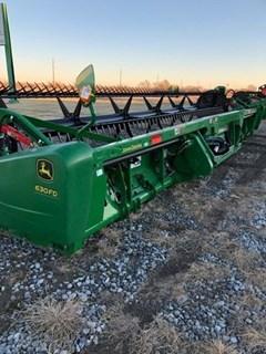 Header-Auger/Flex For Sale 2018 John Deere 630FD
