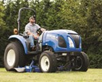 Tractor - Compact For Sale: New Holland Boomer 45, 45 HP