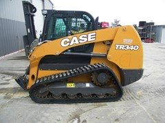 Skid Steer For Sale 2018 Case TR340 , 92 HP