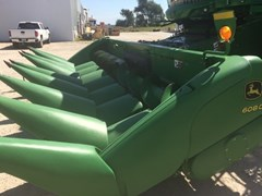 Header-Corn For Sale 2014 John Deere 608C