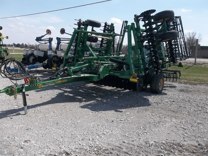 2018 Great Plains 2400TM Vertical Tillage For Sale