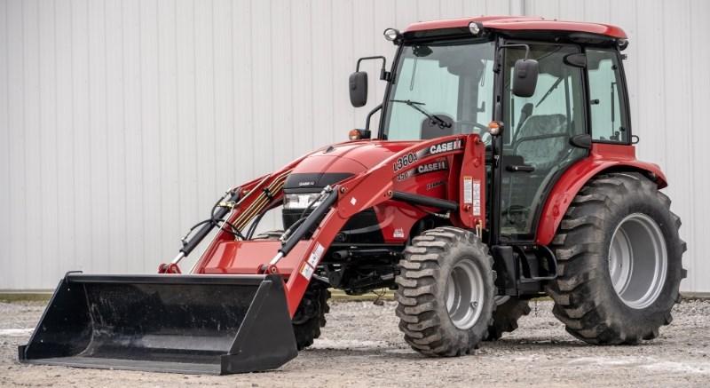 2017 Case IH Farmall 45C Series II Tractor For Sale