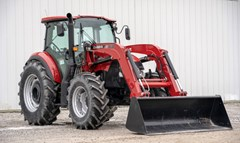Tractor For Sale 2017 Case IH Farmall 110C , 110 HP