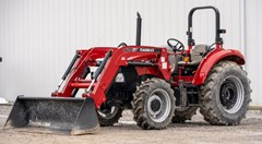 Tractor For Sale 2017 Case IH Farmall 75C , 75 HP