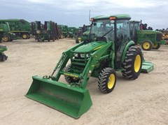 Tractor For Sale 2016 John Deere 4044R , 44 HP