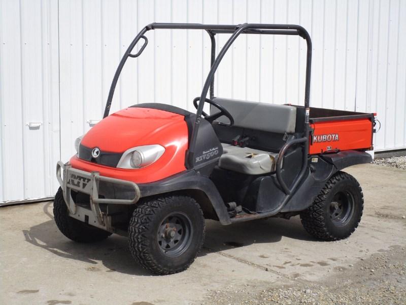 2008 Kubota RTV-500 Utility Vehicle For Sale