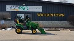 Tractor For Sale 2015 John Deere 1023E , 23 HP