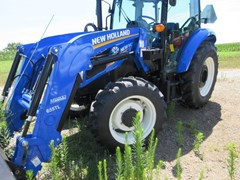 Tractor For Sale 2016 New Holland Powerstar T4.75 , 74 HP
