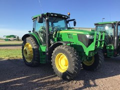 Tractor For Sale 2014 John Deere 6140R , 140 HP