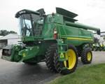 Combine For Sale2010 John Deere 9670 STS