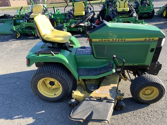 1998 John Deere 425 Riding Mower For Sale