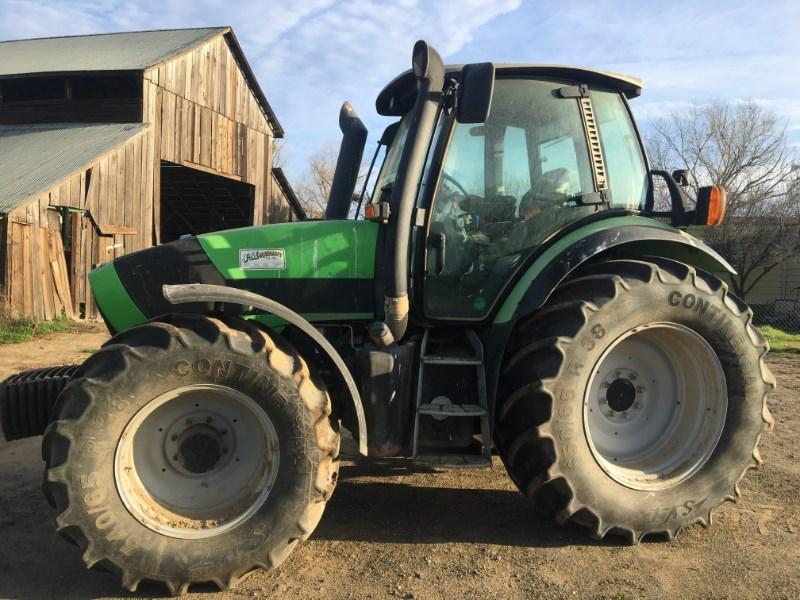 2013 Deutz-Fahr ARGOFRAM M620 Tractor For Sale