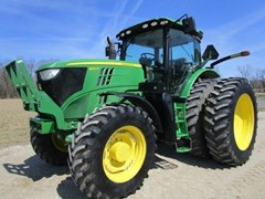 Tractor For Sale 2014 John Deere 6190R , 190 HP