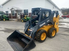 Skid Steer For Sale 2017 John Deere 318G