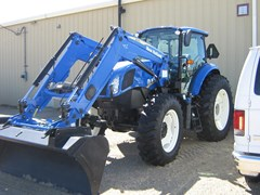 Tractor For Sale 2016 New Holland TS6.140 T4B