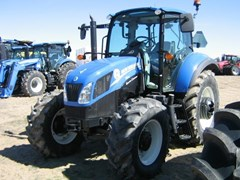 Tractor For Sale 2016 New Holland T5.115 EC