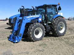 Tractor For Sale 2017 New Holland T6.175 T4B