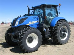 Tractor For Sale 2017 New Holland T7.230