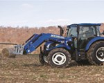 Tractor For Sale: New Holland Powerstar 110, 107 HP